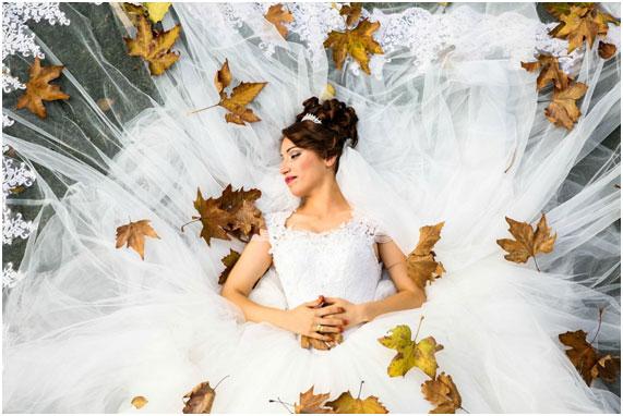 10 Autumn Wedding Ideas