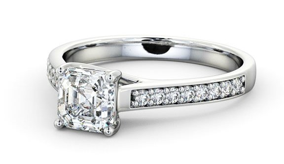 Engagement rings for petite hands