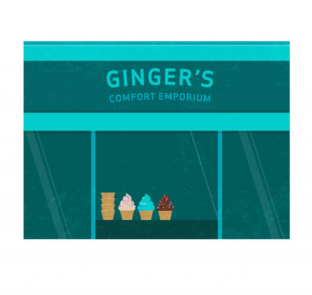 Ginger's Comfort Emporium