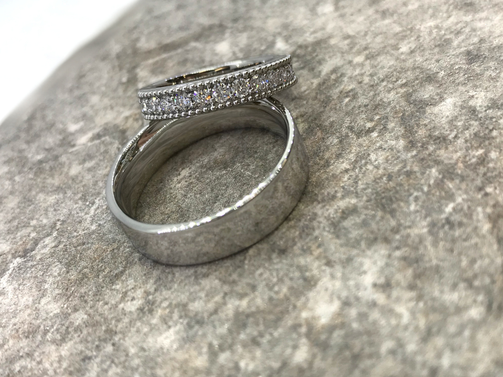 Choose your wedding rings