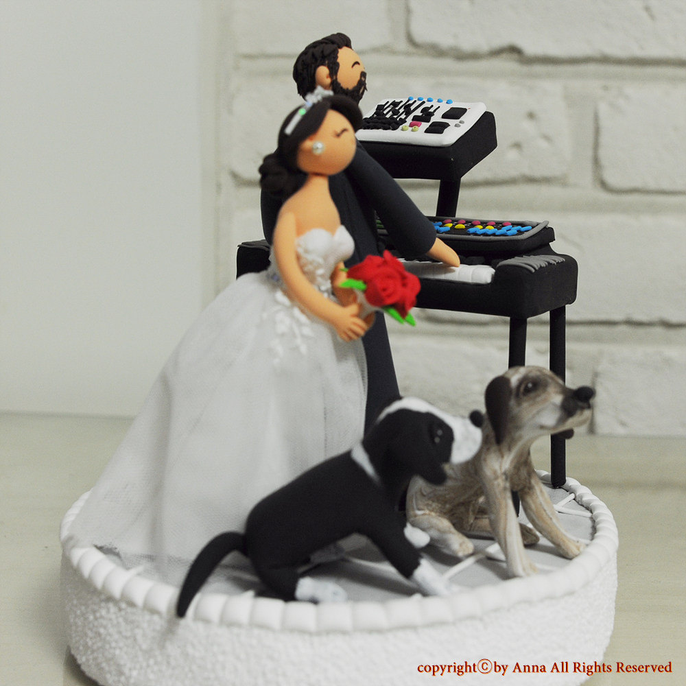 Get pet cake toppers