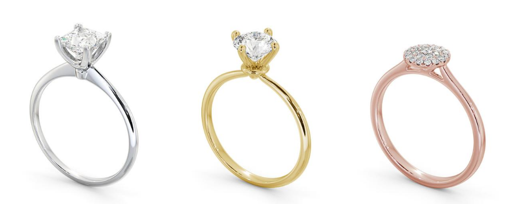 Engagement rings under £500