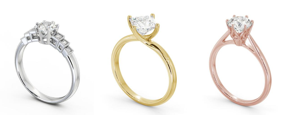 Engagement rings under £750